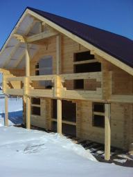 Строительство бань и домов из бруса