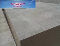 Листы ЦСП - плита цементностружечная