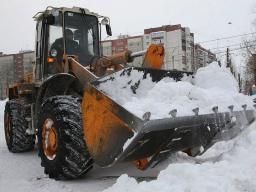 Уборка и Вывоз снега, погрузчик, камазы