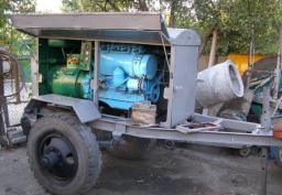 Сварочный автогенератор