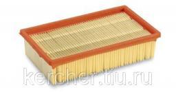 Плоский складчатый фильтр для NT 360, 361, 561, 611, 35/1, 45/1, 55/1 Есо, KM 70/30 C Adv