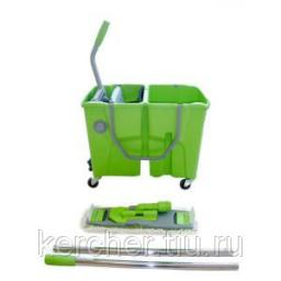 Euromop Комплектный набор для уборки Dolly Kit Bag 2х15 л