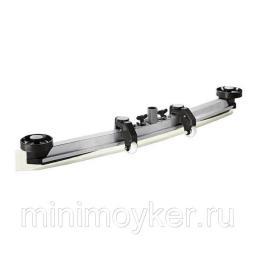 Всасывающая балка в сборе изогнутая 850 мм.с опорными роликами (для BR/BD 530, 45/40, 55/40, 40)