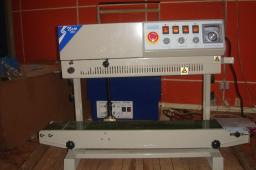 Роликовый запайщик пакетов FRB-770II