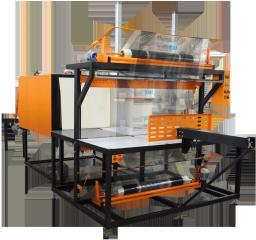Упаковочная машина ТМ-1П М2 полуавтомат