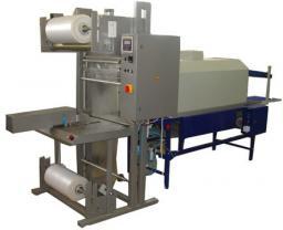 Полуавтоматический упаковочный комплекс УУ-Верпак+УТ-600