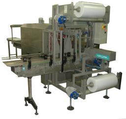 Автоматический упаковочный комплекс Верпак-АЗМ+УТ-650