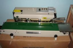 Запайщики для запайки готовых пакетов из полиэтиленовой или полипропиленовой плёнки