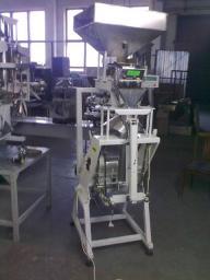 Фасовочно-упаковочное оборудование для сыпучих, пылящих и штучных, продуктов