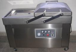 Двухкамерная напольная вакуум-упаковочная машина DZ-510/2SА
