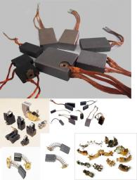Электрощетки и щеткодержатели всех типов и марок