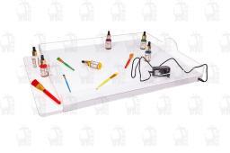 Планшет для аква-анимации с белой подсветкой 55*35см.