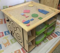 Игровой многофункциональный стол. Базовый комплект