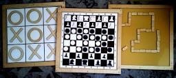 Комплект настенных игр «Логика»
