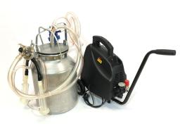 Доильный аппарат для коз МДА-2К до 10 голов , без масляный