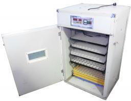 Промышленный инкубатор Sititek на 352 яйца с автоматической поддержкой температуры и влажности