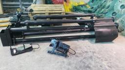 Щеточное оборудование ЭД-405.40.00.000