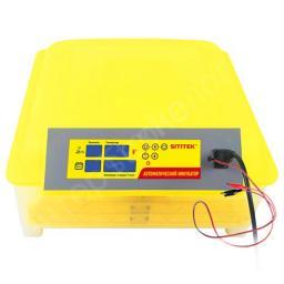 Инкубатор бытовой SITITEK 48, 12В, автоматический для 48 куриных яиц