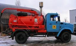 Цистерна КО-510.01.00.000Z