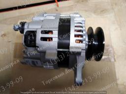 Генератор для Komatsu WB97S-2 с двигателем S4D106