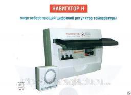 Энергосберегающий цифровой регулятор температуры с датчиками