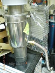 Гибкие нержавеющие подводки 3/4 дюйма для банных печей баков