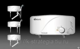 Водонагреватель электрический проточный Primalux 3,5 - 5,5 - 6,5 кВт