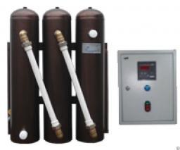 Индукционный котел ВИН-7 кВт 380В электрические котлы отопления