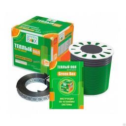 Нагревательный кабель Green Box на стяжку теплого пола