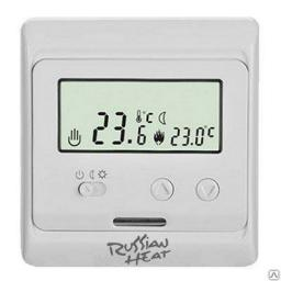 Терморегулятор для теплого пола E 31.116 электронный датчик: воздух и пол
