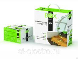 Обогрев грунта применение греющих кабелей для обогрева теплицы