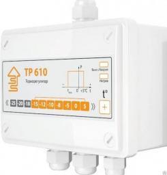 Терморегулятор ТР-610 для управления уличными системами антиобледенения