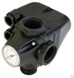 Реле давления с встроенным манометром PS-04A