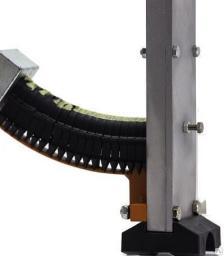 Инструмент для крепления труб напольного отопления к слою теплоизоляции JU