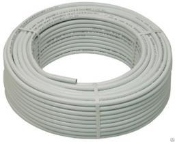 Труба металлопластиковая бесшовная 20 мм для воды отопления