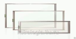 Инфракрасный стеклянный промышленный обогреватель Пион Thermo Glass ПН-30