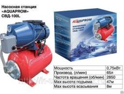 Насосная станция ACВ-800/19