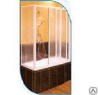 Пластиковая шторка на ванну размеры 1695*1400 мм