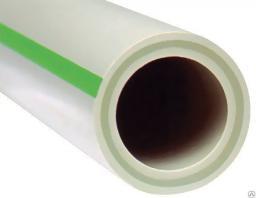Труба полипропиленовая 50 мм стекловолокно FV-plast