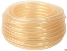 Шланг поливочный ПВХ-силикон диаметр 4 мм