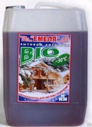 Теплоноситель БИО-30˚С незамерзающая жидкость 10 кг для отопления