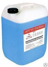 Теплоноситель Аргус Галан -35˚С для отопления канистра 20 литров