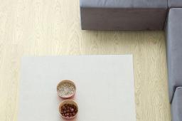Пробковый пол замковый RUSCORK PrintCork Luxe XL FL Oak Marcant white