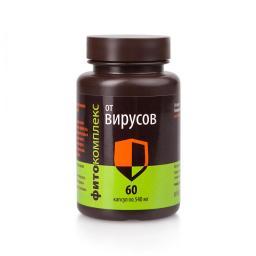 Фитокомплекс от вирусов «Ункария» 60 капсул