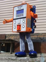 Реальная ростовая кукла Контроллер