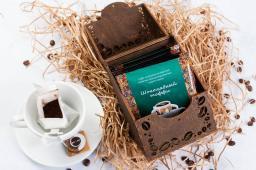 Подарочный набор В Дорогу. Шоколадный тоффи