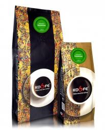 Ароматизированный кофе Паннетоне (1 кг, Марагоджип, в зернах)