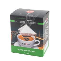 Кофе в фильтр-пакете Саше Ирландский крем