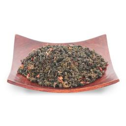 Чай Улун Дюшес  с  кусочками груши (100 г)