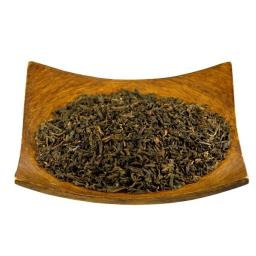 Чай Вишнёвый пуэр  с кусочками вишни (100 г)